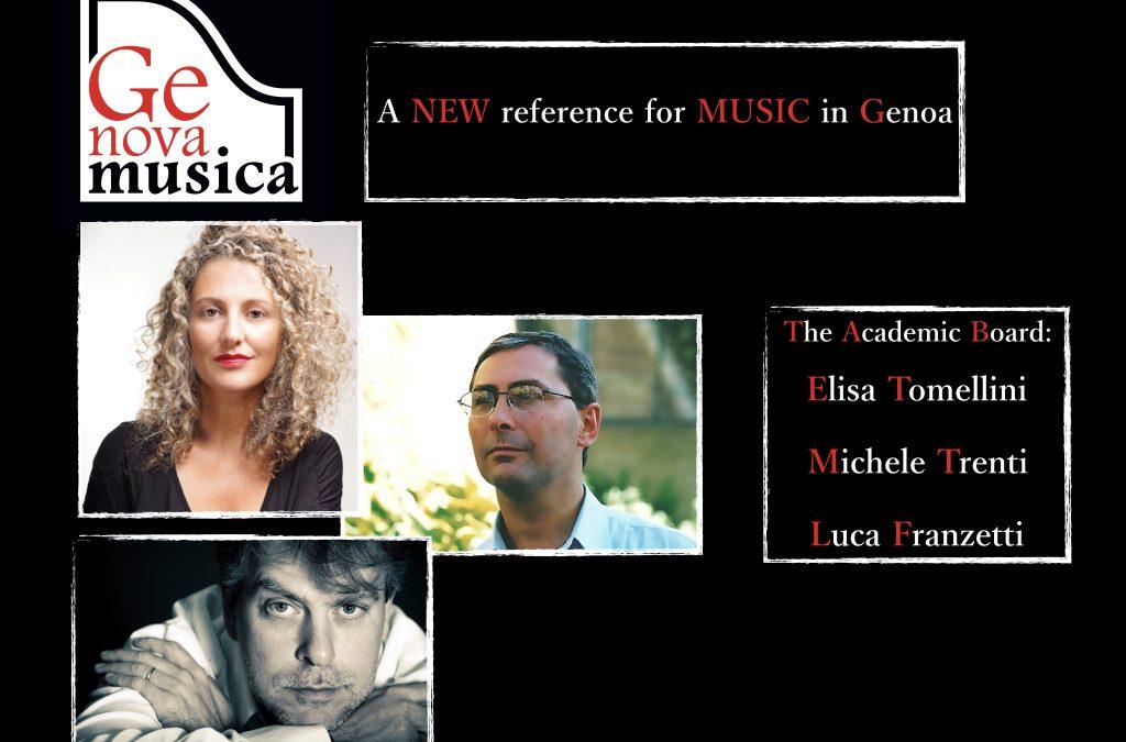 Nasce l'Associazione Genova Musica