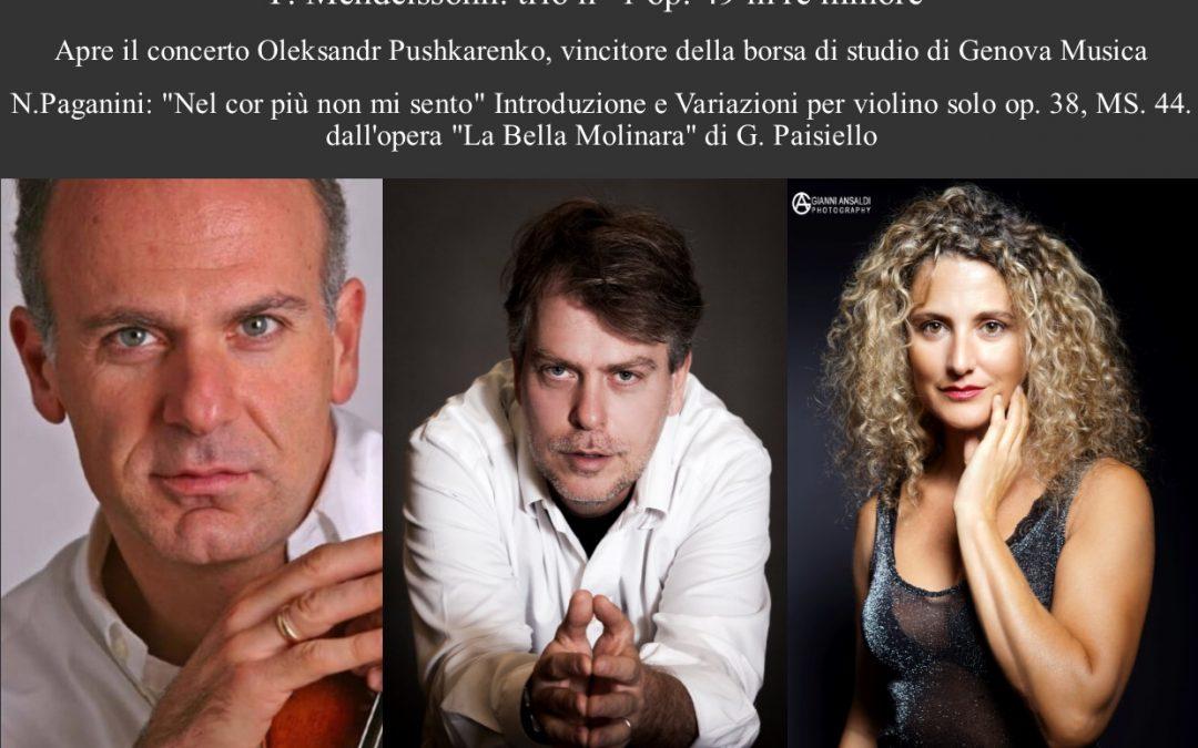 Quarta Tomellini Franzetti June, 7 2019 Genova