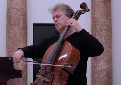 Bach Suites